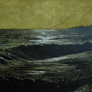 Золото над морем