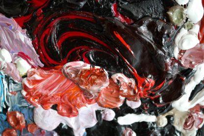 Картина «Солнце Арбата» — 70х80 см. Холст, масло.