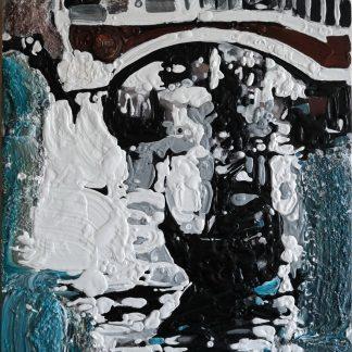 Картина «Венеция 2020» — 100х67,5 см. Холст, масло.