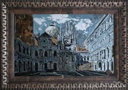 Палаццо Дукале (Дворец дожей) 57х91 см
