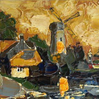 Картина Золото Голландии - 40х60см